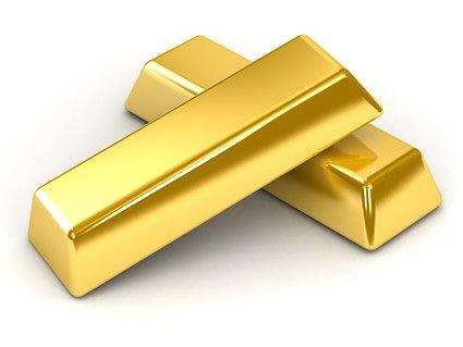 Lingotes oro