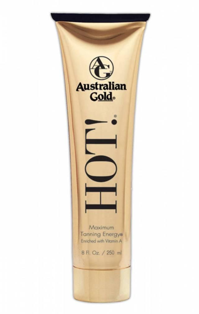 Hot! Australian Gold - aceleradores de bronceado